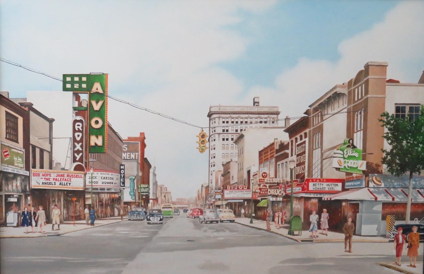 Boughton Street II 1949