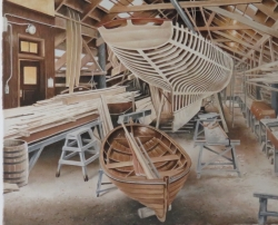 Wooden Boat Shop