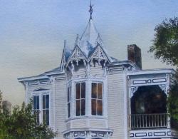 House on Gwinnett Street Savannah GA