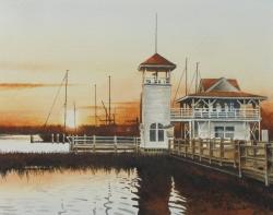 Island Sunset, Skidaway Island Georgia