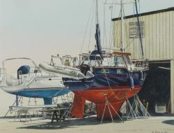 The Boatyard, Thunderbolt Georgia